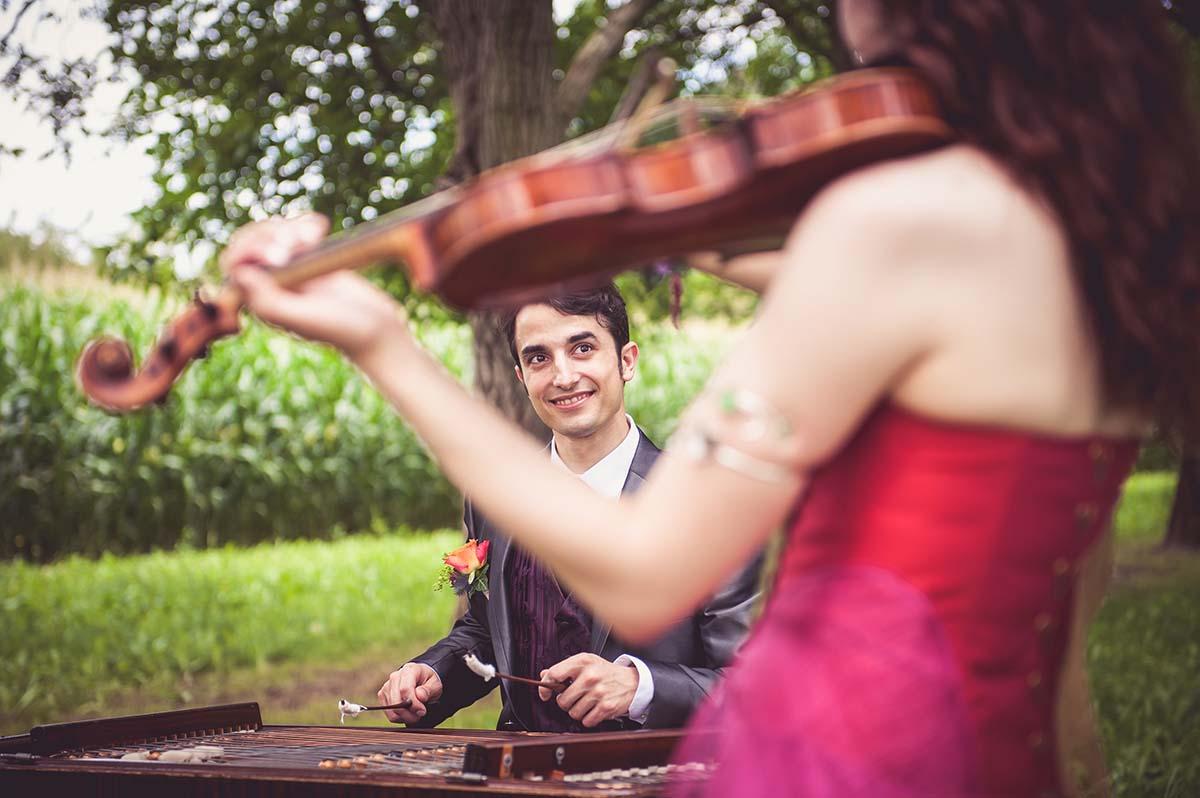 Musique et poésie pour Aurélie & Cyril